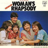 Woman's Rhapsody